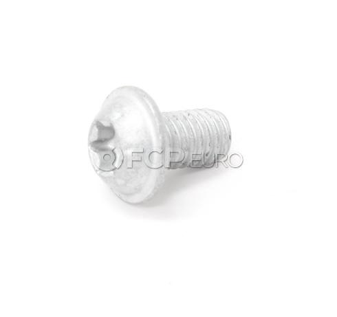 BMW Oval Head Screw (M6X10) - Genuine BMW 11617536248