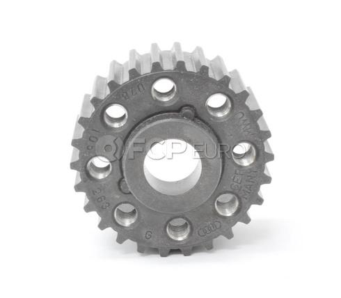 Audi Engine Timing Crankshaft Gear - Genuine VW Audi 078105263G