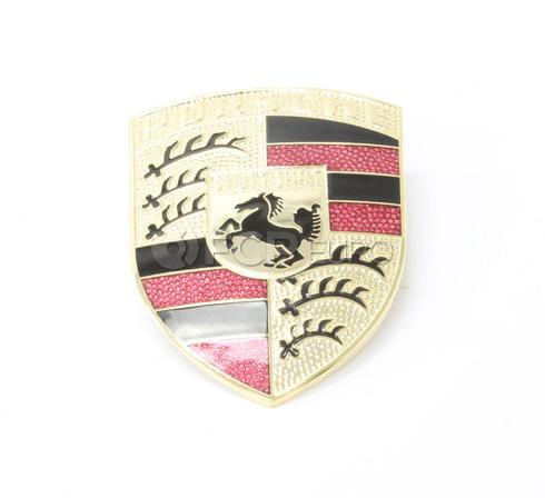 Porsche Emblem (911 912 924 928) - OEM Supplier 90155921020