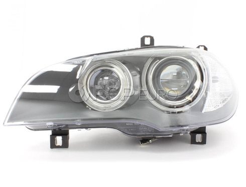 BMW Adaptive Xenon Headlight Assembly Left - Genuine BMW 63117289001