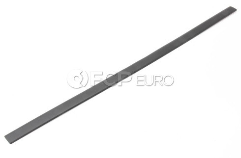 BMW Side Window Vertical Seal Left - Genuine BMW 51368209401