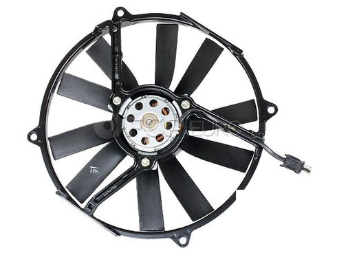 Mercedes Engine Cooling Fan Motor Left - Genuine Mercedes 0005007693