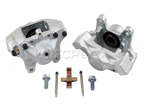 Mercedes Disc Brake Caliper Rear Right - Genuine Mercedes 0014203683