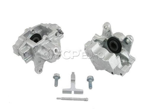 Mercedes Disc Brake Caliper Rear Left (C230 C280 SLK230 SLK320) - Genuine Mercedes 0014205083