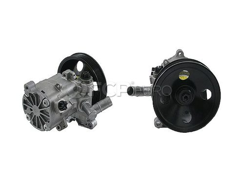 Mercedes Power Steering Pump (E320 E430 E55 AMG) - Genuine Mercedes 0024663201
