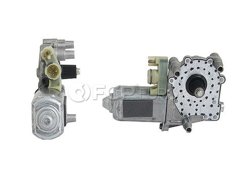 Mercedes Power Window Motor Rear Left - Genuine Mercedes 0048201742