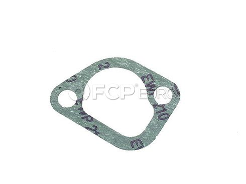 Mercedes Engine Coolant Outlet Gasket (300CD 300D 300SD 300TD) - Genuine Mercedes 6162030280