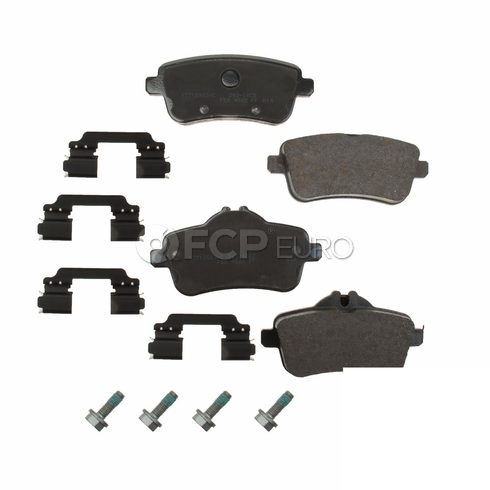 Mercedes Disc Brake Pad Rear - Genuine Mercedes 0074207820