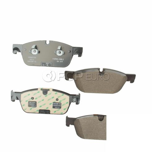Mercedes Disc Brake Pad Front (ML550) - Genuine Mercedes 0084200020