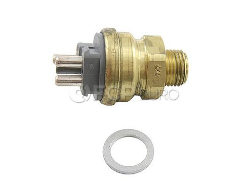 Mercedes Engine Coolant Temperature Sender (300SDL) - Genuine Mercedes 0065456124