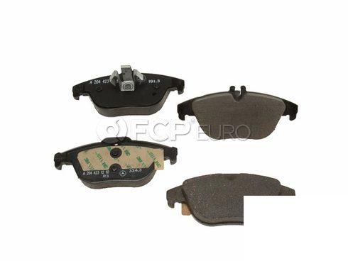 Mercedes Brake Pad Set - Genuine Mercedes 0074206020
