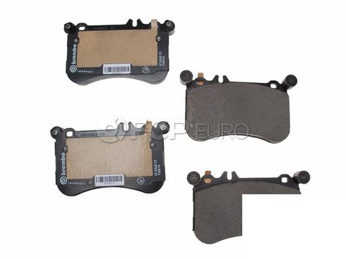 Mercedes Disc Brake Pad Front (CLS550 E550) - Genuine Mercedes 0074207320