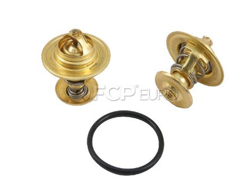 Audi VW Engine Coolant Thermostat (4000 Golf Passat) - Meyle 068121113H