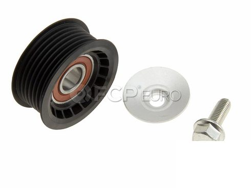 VW Belt Tensioner Pulley (Golf Jetta Passat) - Meyle 1000090003