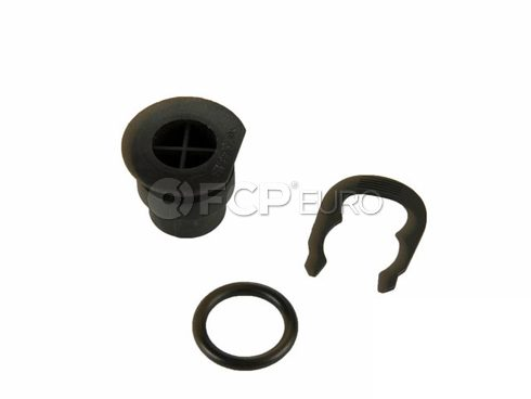 Audi VW Engine Coolant Hose Flange Plug (Jetta Golf Cabriolet A4) - Meyle 357121140