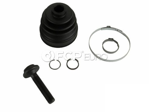 Audi VW CV Joint Boot Kit Front Inner (TT Beetle) - Meyle 8N0498201B