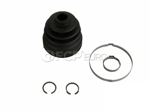Audi VW CV Joint Boot Kit Front Inner (A4 Beetle RS4 S4) - Meyle 4E0498201
