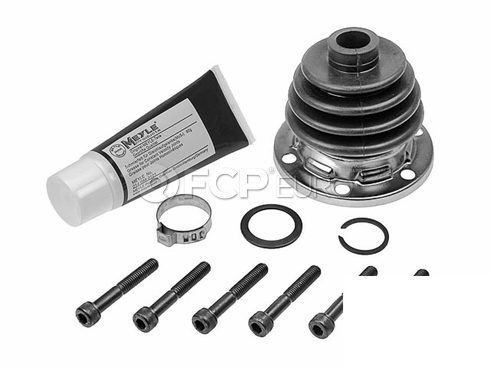 VW CV Joint Boot Kit (Campmobile Transporter Vanagon) - Meyle 251598201