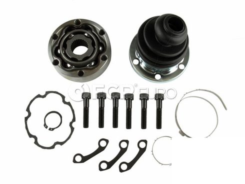 Audi VW Drive Shaft CV Joint Kit Inner (5000 Coupe A4 Passat) - Meyle 431498103C