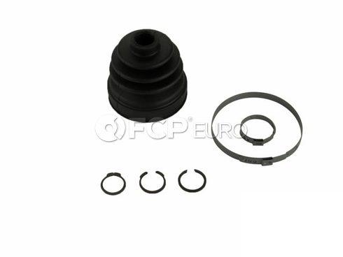 Audi VW CV Joint Boot Kit Front inner (A3 Eos Jetta) - Meyle 1K0498201D