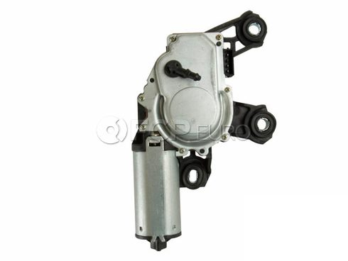 VW Windshield Wiper Motor Rear (Passat Jetta Golf) - Meyle 1J6955711G