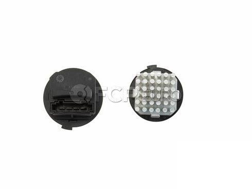 Mercedes HVAC Blower Motor Resistor - Genuine Mercedes 2048707710