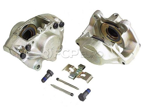 Mercedes Disc Brake Caliper Front Left (380SL) - Genuine Mercedes 1074200083
