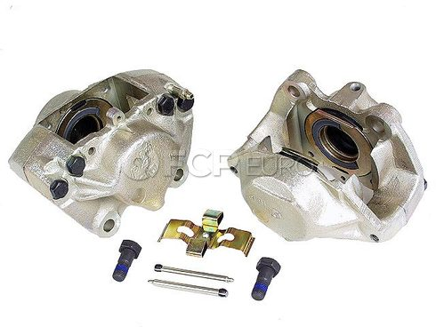 Mercedes Disc Brake Caliper Front Right (380SL) - Genuine Mercedes 1074200183