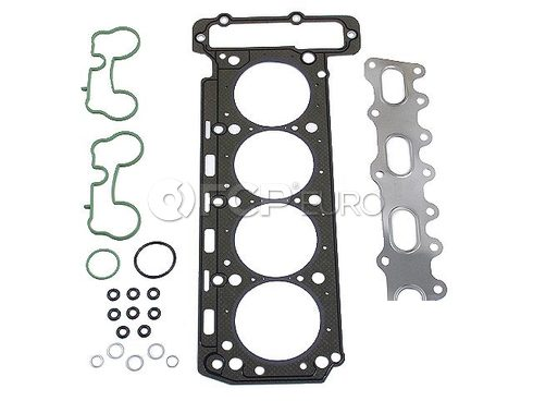 Mercedes Cylinder Head Gasket Set (SLK230) - Genuine Mercedes 1110106220