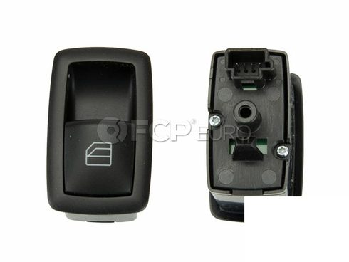 Mercedes Door Window Switch Rear - Genuine Mercedes 25182005109051