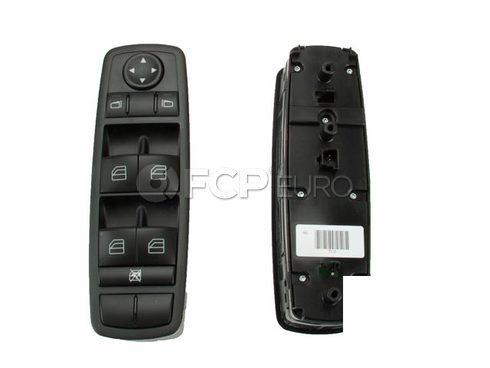 Mercedes Door Window Switch Panel - Genuine Mercedes 25183000909051