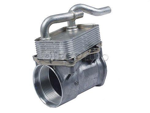 Mercedes Engine Oil Cooler - Genuine Mercedes 1121880401