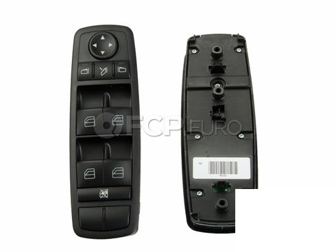 Mercedes Door Window Switch Panel - Genuine Mercedes 25183002909051