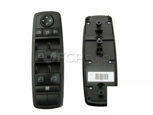 Mercedes Door Window Switch Panel - Genuine Mercedes 25183002909051