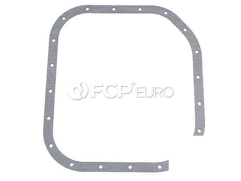 Mercedes Engine Oil Pan Gasket Lower (560SEC SL500 E420) - Genuine Mercedes 1190140822