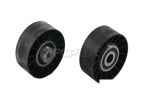 Mercedes Belt Tensioner Pulley (400E 400SE 500E 500SEL) - Genuine Mercedes 1192000370
