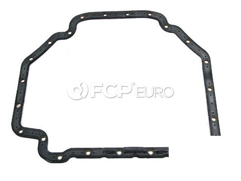Mercedes Engine Oil Pan Gasket Lower (SL600) - Genuine Mercedes 1200140722