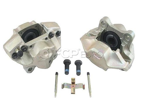 Mercedes Disc Brake Caliper Rear Right (300TD) - Genuine Mercedes 1234201283