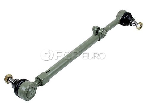 Mercedes Steering Tie Rod End Adjusting Sleeve Left - Genuine Mercedes 1243300803
