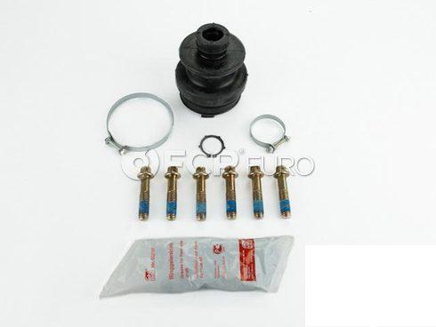 Mercedes CV Joint Boot Kit Rear Left Inner (400E 500E E420 E500) - Genuine Mercedes 1243500837