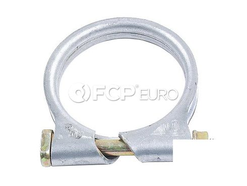Mercedes Exhaust Clamp (C280 E300 S350) - Genuine Mercedes 1244900141