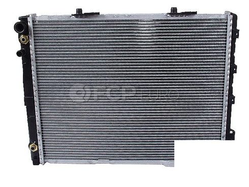 Mercedes Radiator (E300) - Genuine Mercedes 1245002302