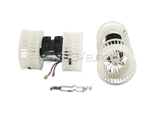 Mercedes HVAC Blower Motor - Genuine Mercedes 1248200608