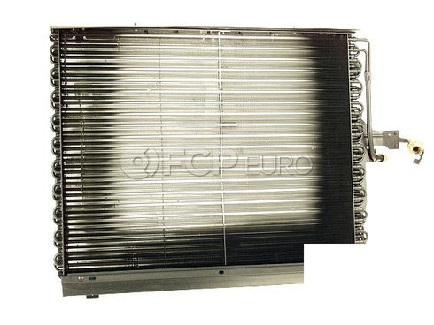 Mercedes A/C Condenser - Genuine Mercedes 1248301670
