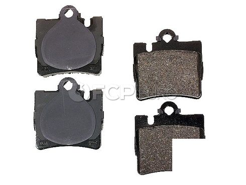 Mercedes Disc Brake Pad Rear - Genuine Mercedes 004420942041