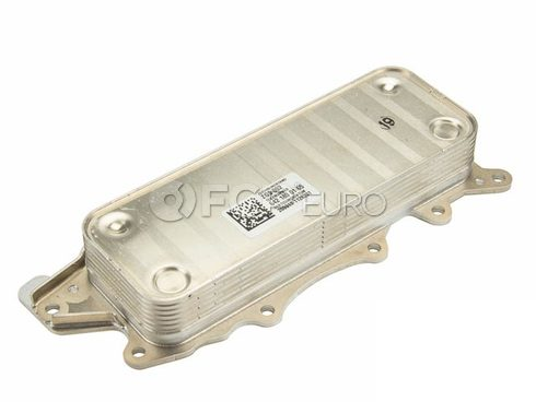 Mercedes Engine Oil Cooler - Genuine Mercedes 6421800165