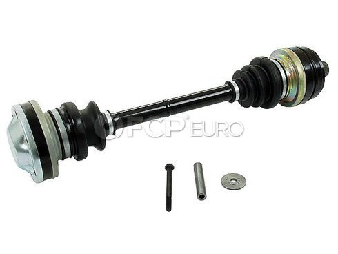 Mercedes CV Axle Shaft Rear Left - Genuine Mercedes 1263506410