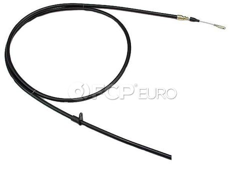 Mercedes Parking Brake Cable Front - Genuine Mercedes 1264200885