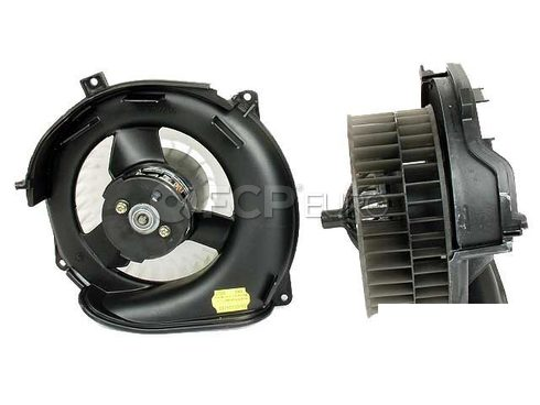 Mercedes HVAC Blower Motor - Genuine Mercedes 1268200542