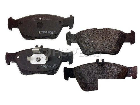 Mercedes Brake Pad Set - Genuine Mercedes 0044200220